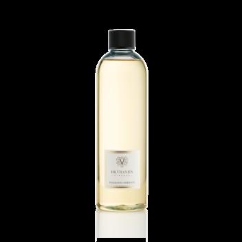 Recarga de Ambra 500 ml con Varillas Blancas