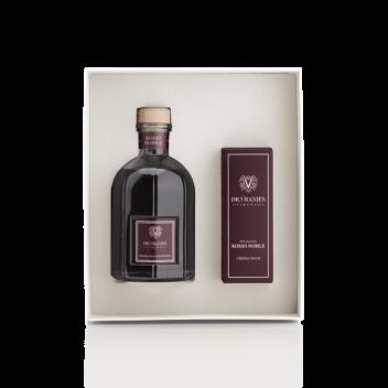 Caja regalo Rosso Nobile 250 ml + Crema de manos 50 ml