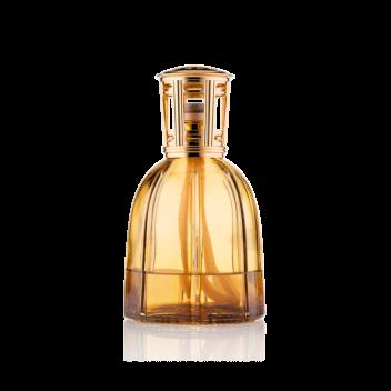 Lamparfum en vidrio Ámbar con Recarga